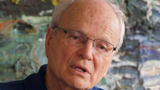 Eric von Hippel Portrait
